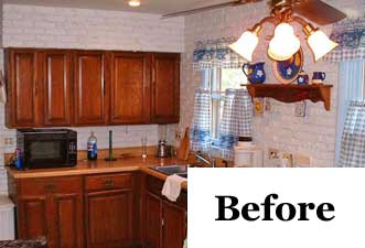 french country style kitchen remodel